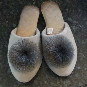 Brand new pair of INC slippers